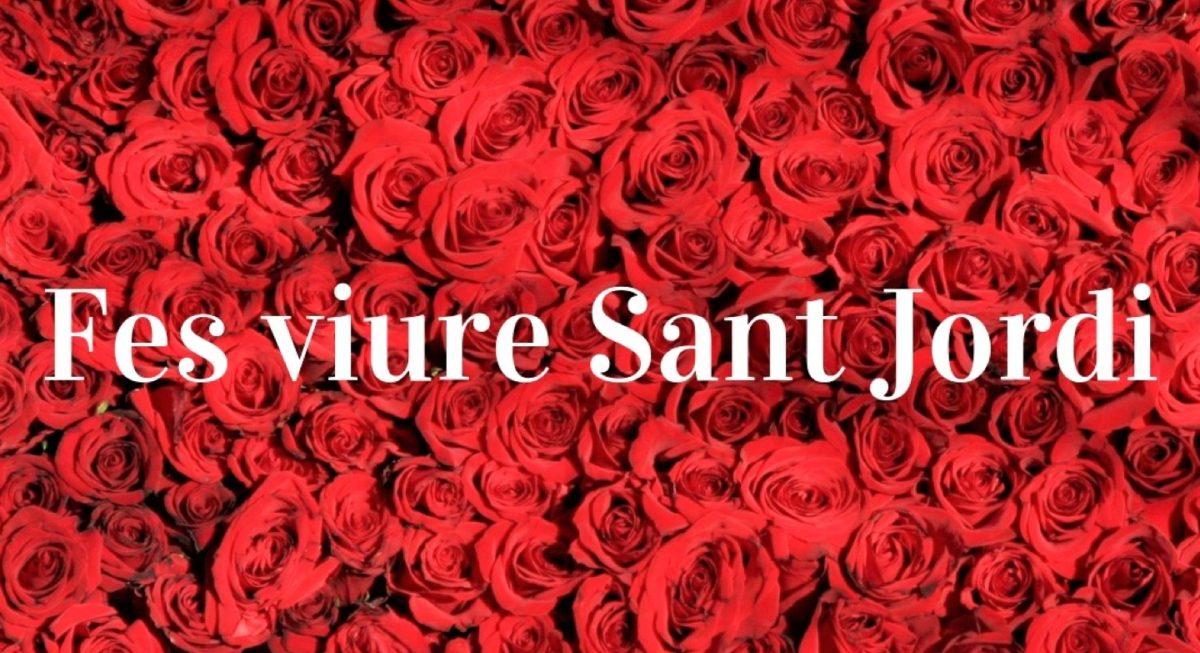 Fes viure Sant Jordi